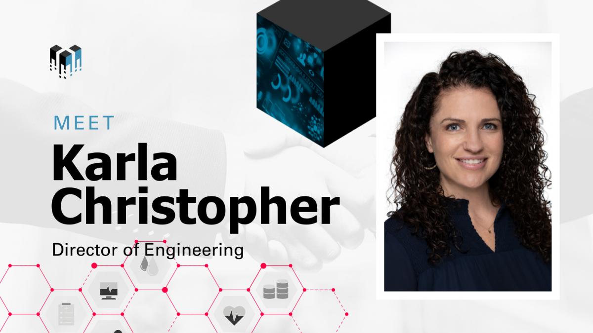 Meet Karla Christopher, Director of Engineering